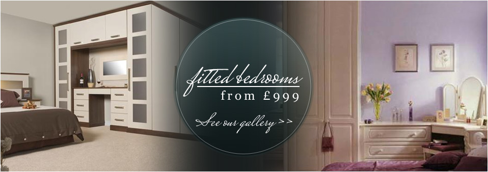 Fitted Bedrooms from £999